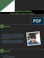 Gaurang Portfolio