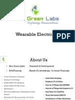 Workshop on Wearable Tech