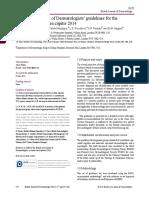 246085104 Tinea Capitis Guidelines 2014