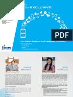 JIMS Rohini- PGDM- Retail Management (Admission Open)