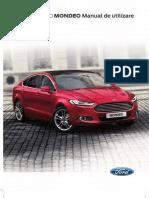 Rorou Cg3633_ Mondeo Og 201410 Manual Ford de utilizare