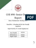 COE 490 Report22222