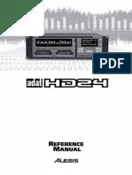 Adat Hd24 Manual