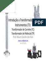 Introdução a Transformadores de Instrumentos