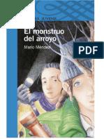 Mendez Mario - El Monstruo Del Arroyo.pdf