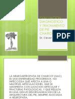 Evaluacion, Diagnostico y Tratamiento de Pie Charcot