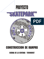 PROYECTO Skatepark Presupuesto Participativo 2017