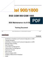 BSS Maintenance via A1353-RA 0603