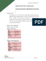 MBR-STP Design Features