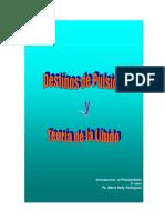 Destinos de Pulsion y Teoria de La Libido. Agosto l 2010