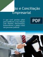 Mediação e Conciliação Empresarial