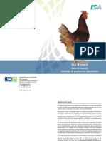 Guia de Manejo de Sistemas de Produccion Alternativos (Gallinas Isa Brown).