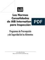 Normas AIB Internacional
