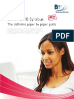 2010 Paper by Paper Guide