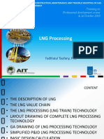 I. LNG Processing - PPT Professional Development Course-Bangladesh - 2015.10.06