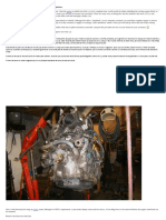 Complete Engine Teardown to Bare Shortblock How to