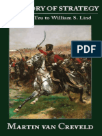 Martin Van Creveld.-a History of Strategy_ From Sun Tzu to William S. Lind