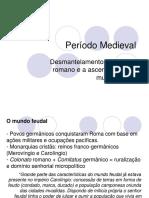O Mundo Medieval