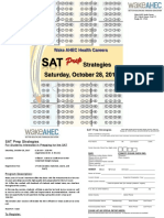 sat prep flyer october 2017