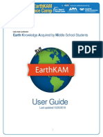 ISS EarthKAM User Guide