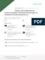 psicologia brasileira_uma análise do seu desenvolvimento