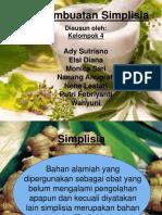 Cara Pembuatan Simplisia.ppt