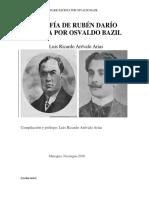 Biografia de Ruben Dario Escrita Por Osvaldo Bazil,