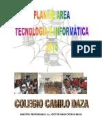 Plan Informatica CORREGIDO 2014