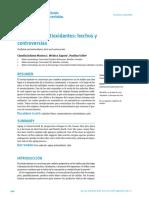 Oxidacion y Antoxidantes