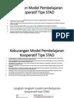 Kelebihan Model Pembelajaran Kooperatif Tipe STAD.pptx