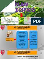 Plan Especifico