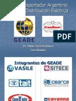 presentación caso GEADE grupo asociativo exportador