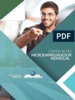 Cartilha Do Microempreendedor Individual
