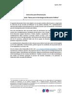 Instructivo Directores_Jornadas de Reflexion