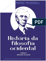 RUSSELL, Bertrand. Historia da Filosofia Ocidental - Bertrand Russell (1).pdf