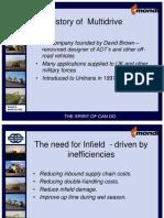 Multi-drive Timber Transport