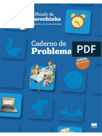 Caderno de Problemas MAT. 4º