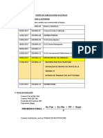 Diseño de Subestaciones Electricas - Pequeño Informe