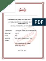 Normas de Auditoria Actividad 09