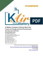 A Battery Company KAiring