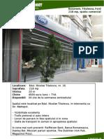 Bucuresti Titulescu Ford, 218 Mp