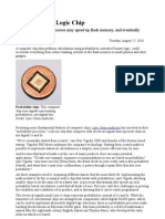 Probability Based Processor