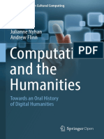 2016- Julianne Nyhan, Andrew Flinn (Eds)- Computation and Humanities, Towards Oral History of the Digital Humanities
