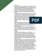 Normas API de Válvulas