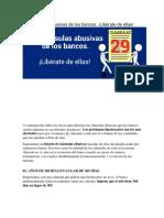 29 Cláusulas abusivas de los bancos.docx