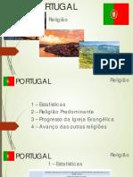 Portugal - Religião