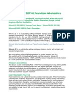 Nitronic32 UNS N24100 Roundbars Wholesallers