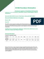 Nitronic40 UNS S21906 Roundbars Wholesallers