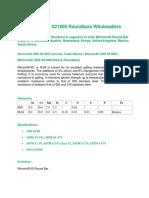 Nitronic50 UNS S21800 Roundbars Wholesallers