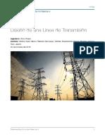Calculo Linea de Transmision POTENCIA II Fase